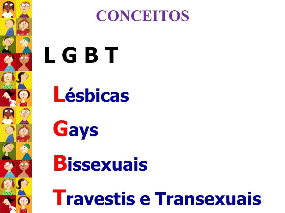 Travestis e Transexuais