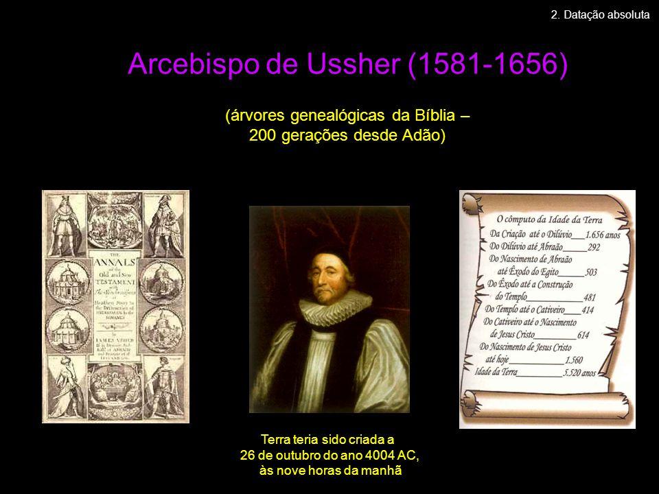 Arcebispo de Ussher (1581-1656)
