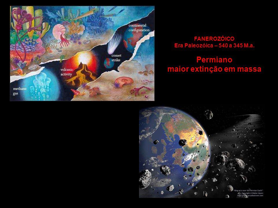 maior extinção em massa