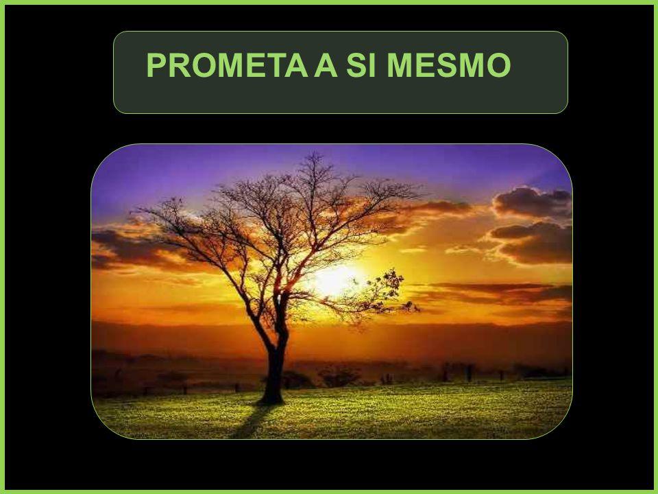 PROMETA A SI MESMO