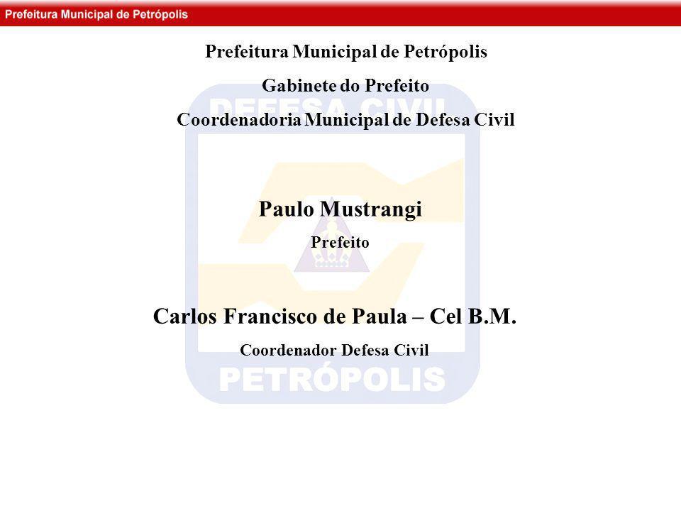 Paulo Mustrangi Carlos Francisco de Paula – Cel B.M.