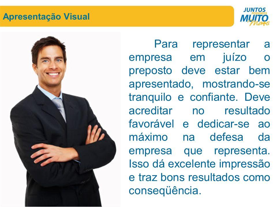 Apresentação Visual