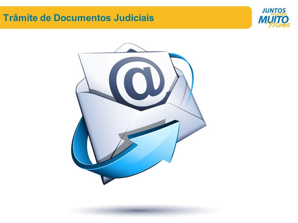 Trâmite de Documentos Judiciais