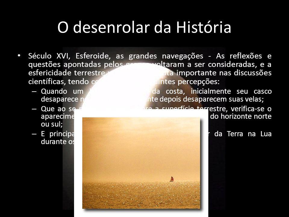 O desenrolar da História