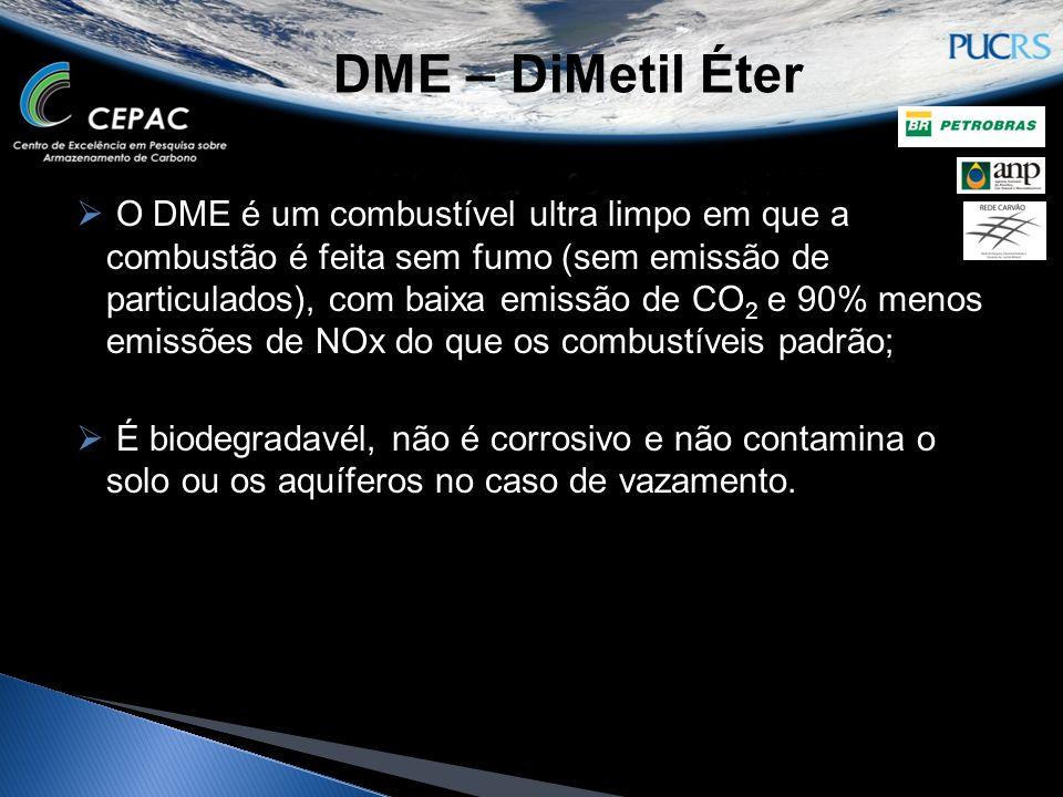 DME – DiMetil Éter