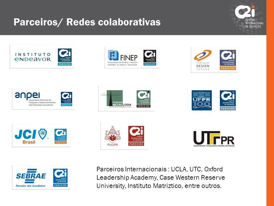 Parceiros/ Redes colaborativas