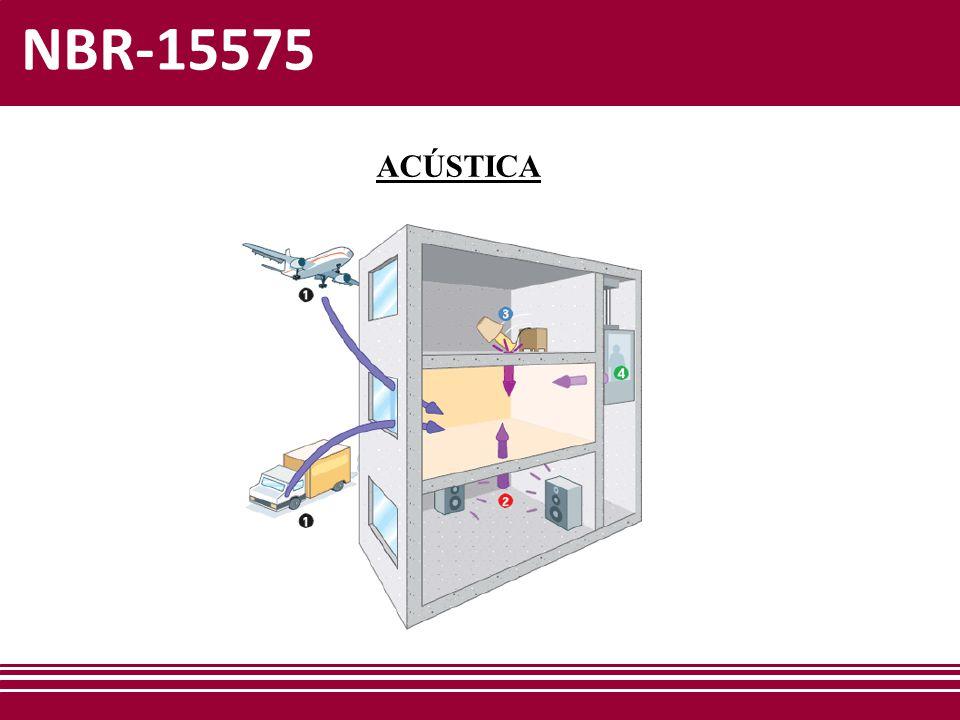NBR-15575 ACÚSTICA
