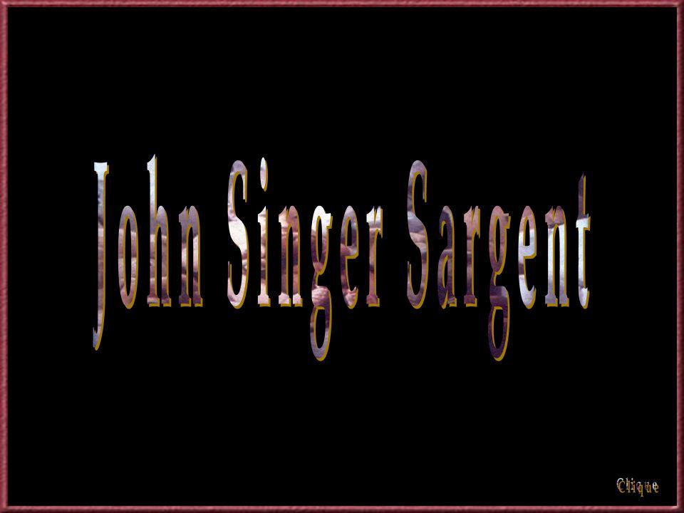 John Singer Sargent Clique
