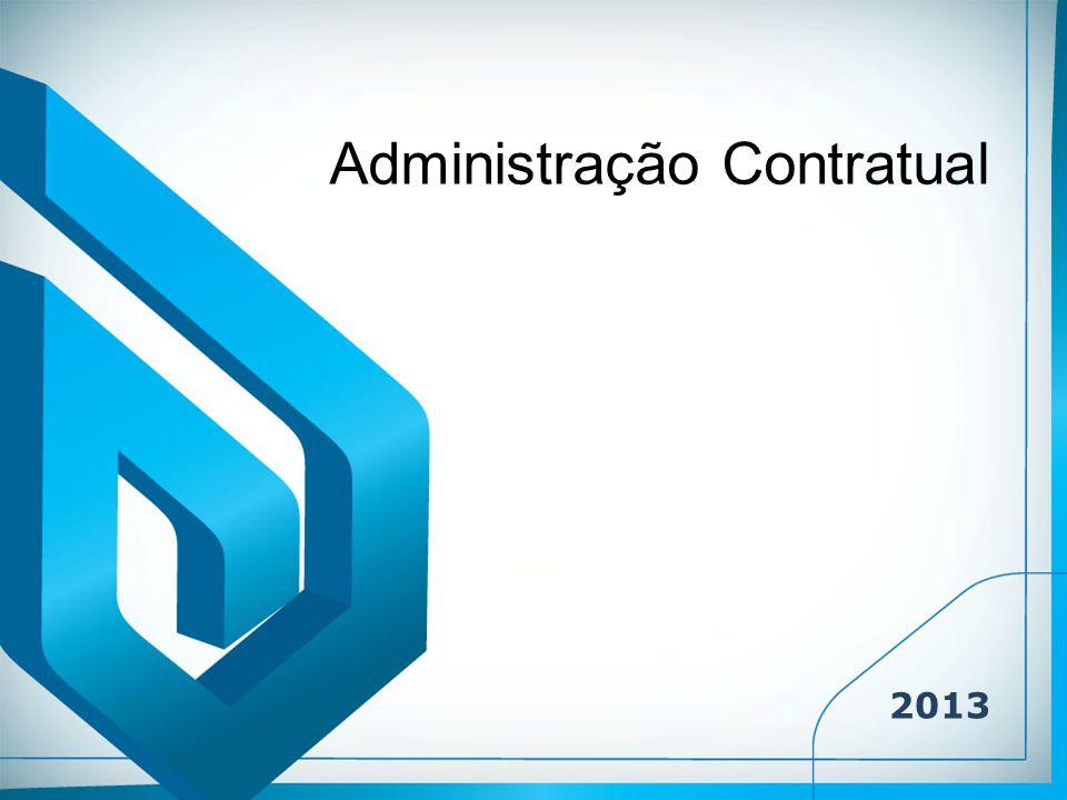 Administração Contratual