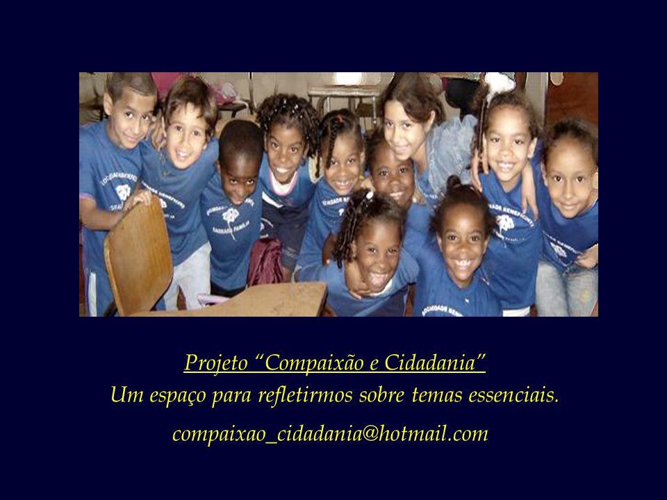 Projeto Compaixão e Cidadania