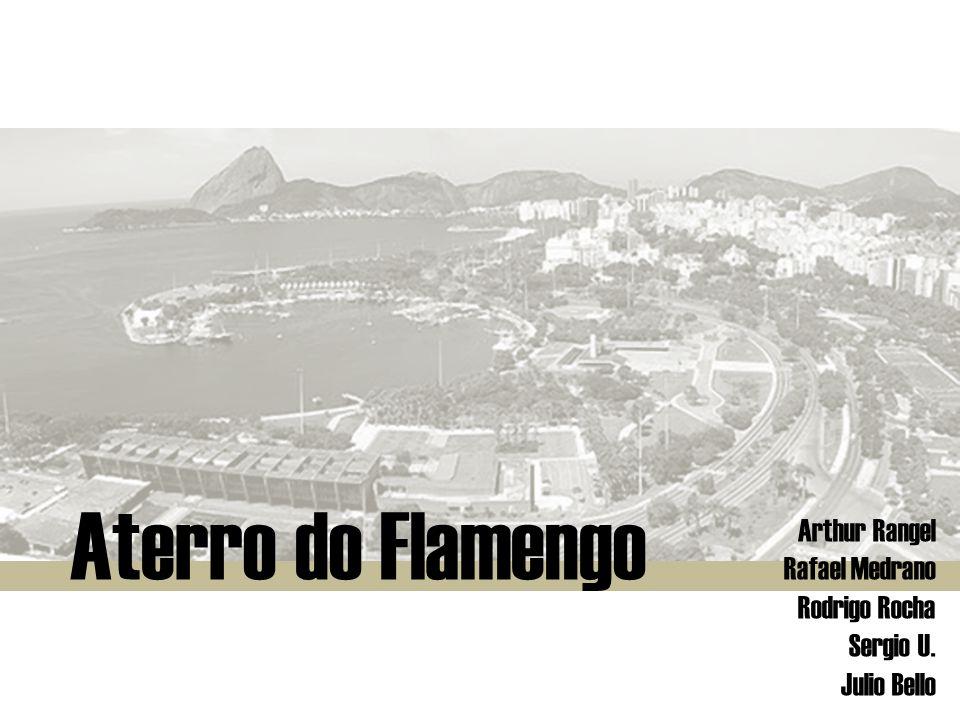 Aterro do Flamengo Arthur Rangel Rafael Medrano Rodrigo Rocha