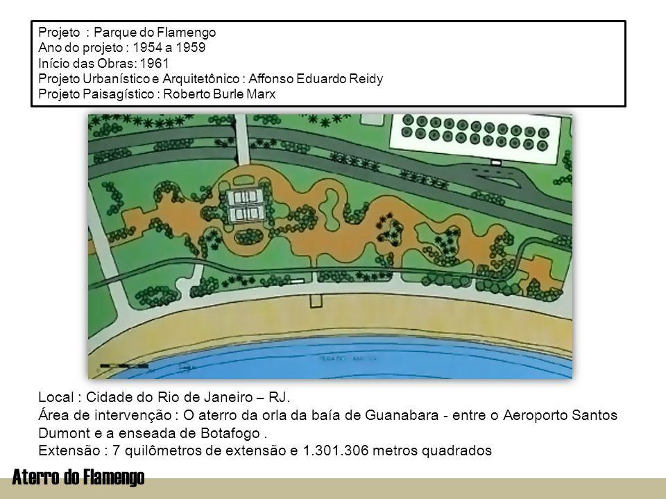 Aterro do Flamengo Local : Cidade do Rio de Janeiro – RJ.