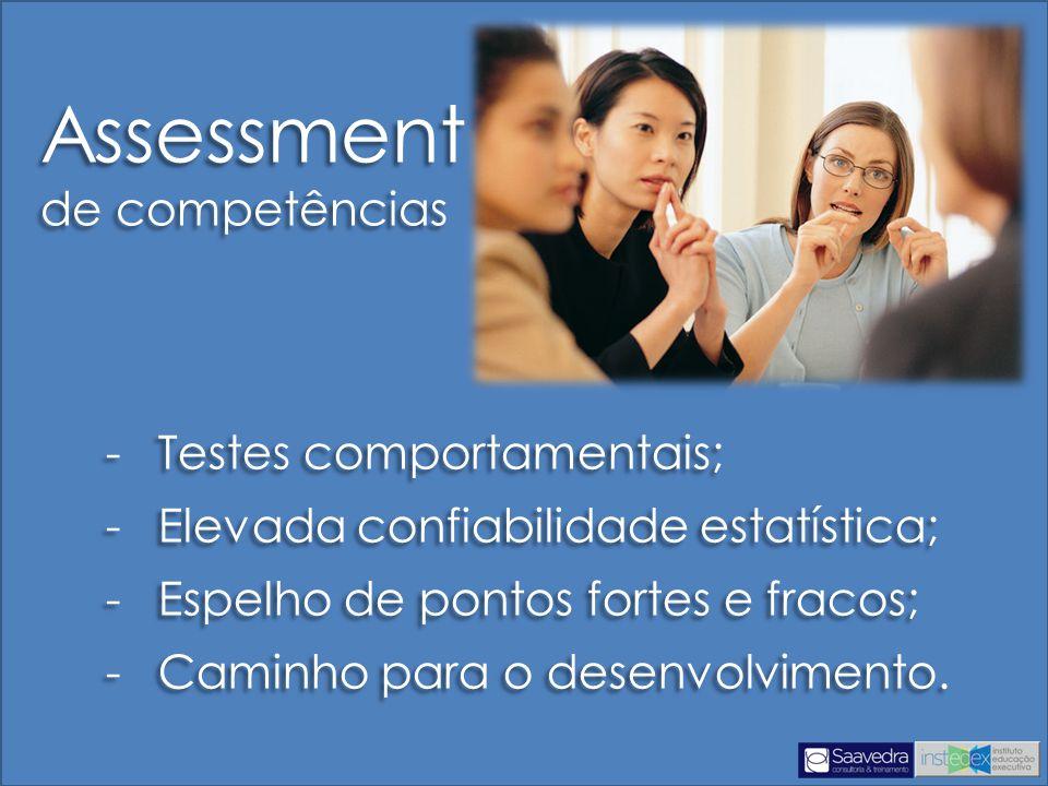 Assessment de competências
