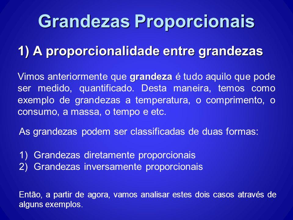 Grandezas Proporcionais