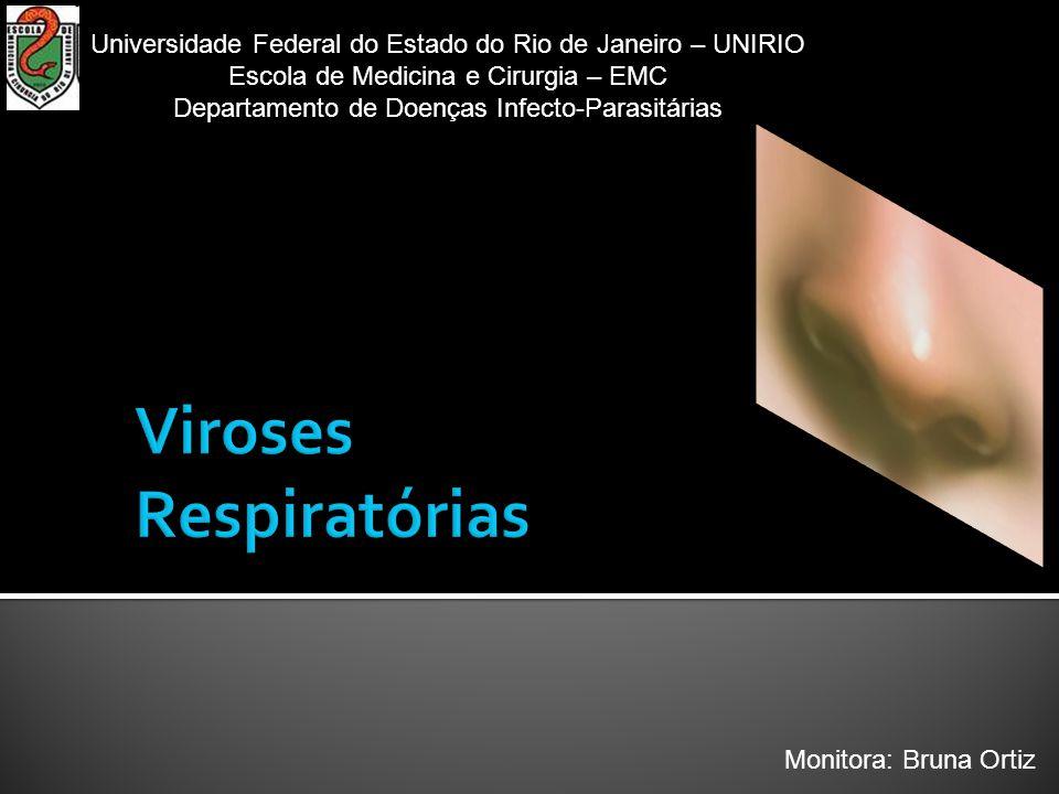 Viroses Respiratórias