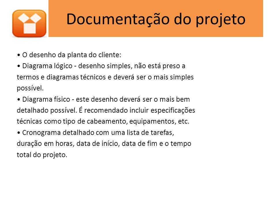 Documentação do projeto