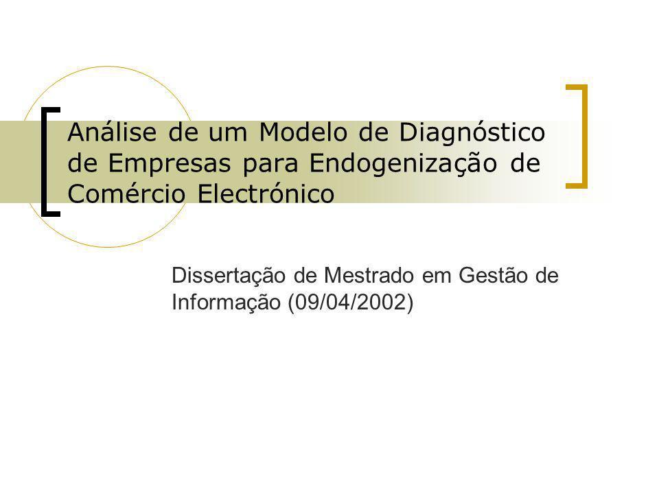 Dissertação de Mestrado em Gestão de Informação (09/04/2002)