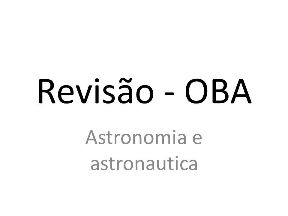 Astronomia e astronautica