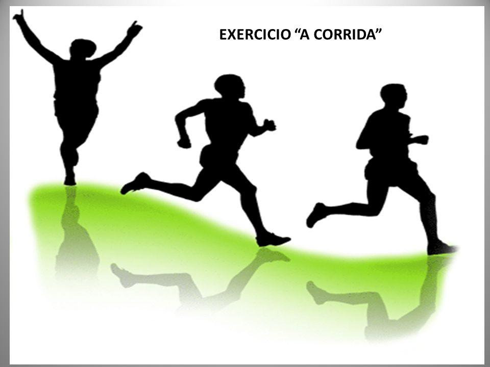 EXERCICIO A CORRIDA