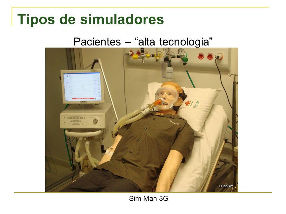 Pacientes – alta tecnologia