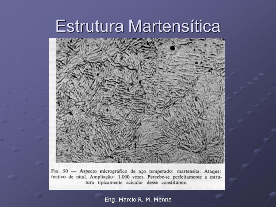 Estrutura Martensítica