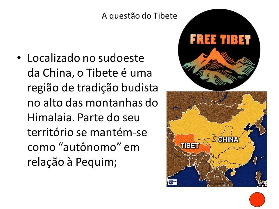 A questão do Tibete