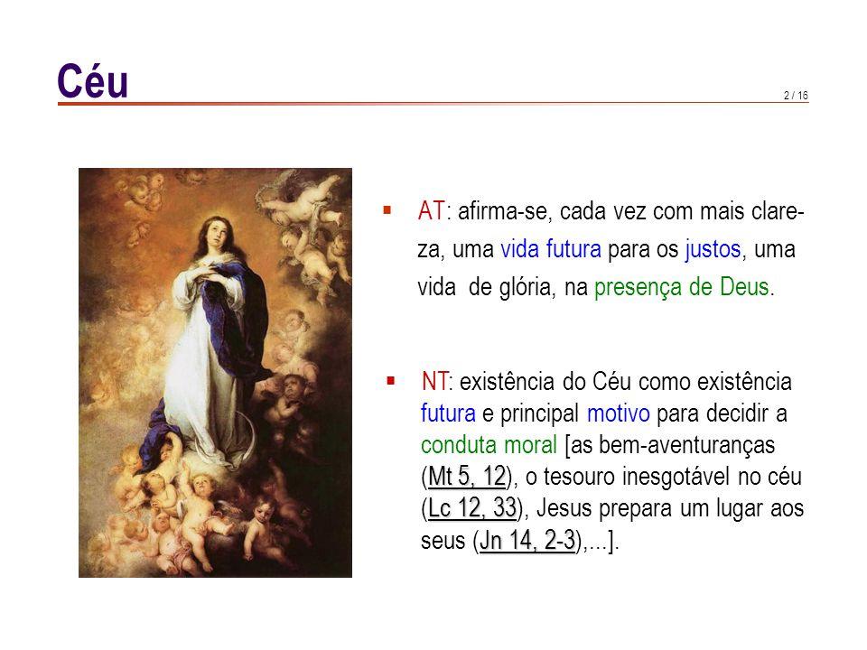 Céu Santos Padres: veremos Jesus, possuiremos Deus, visão de Deus