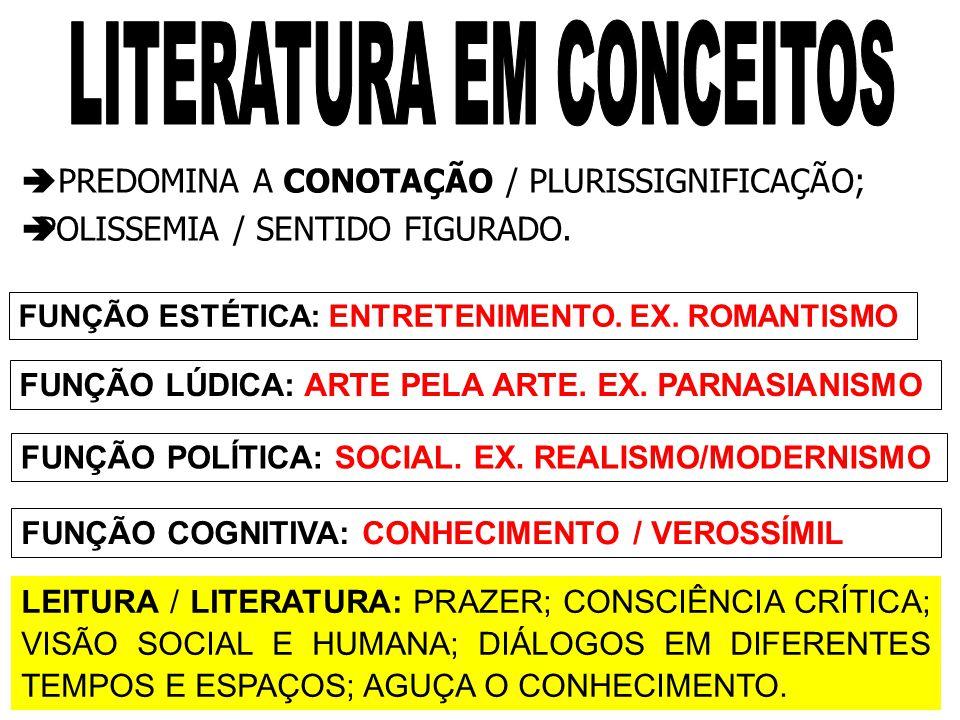 LITERATURA EM CONCEITOS