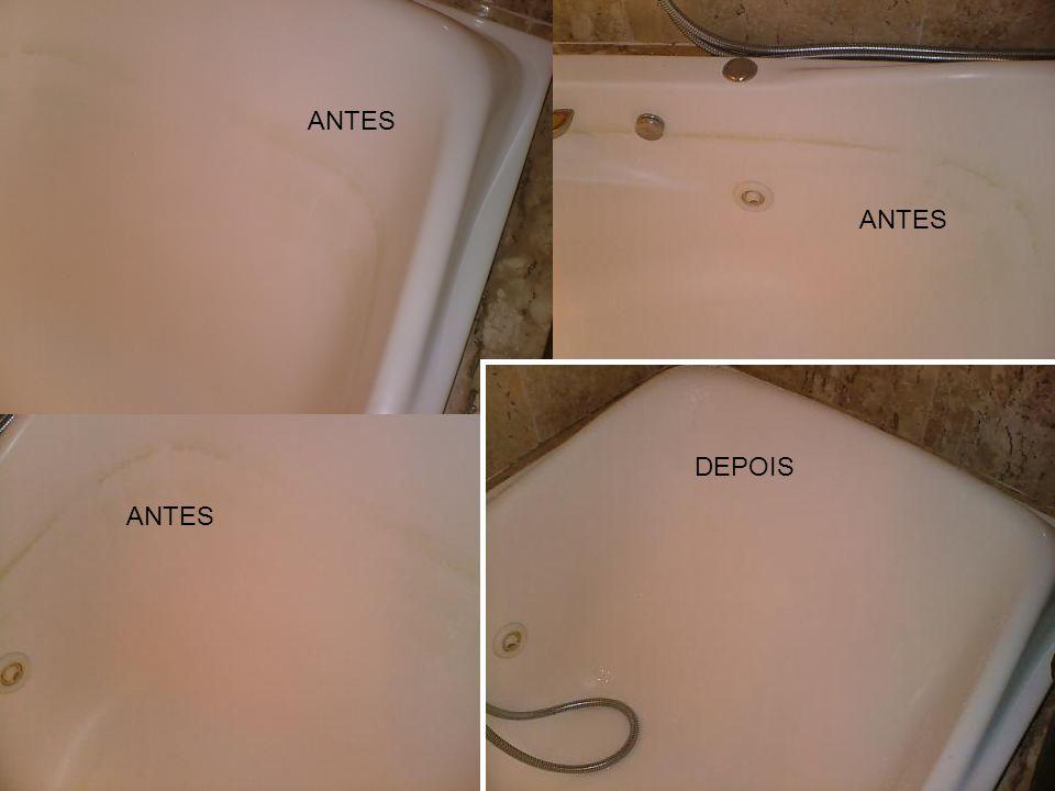 ANTES ANTES DEPOIS ANTES