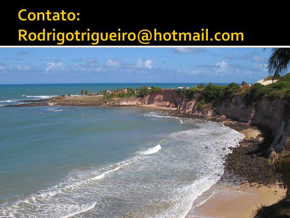 Contato: Rodrigotrigueiro@hotmail.com