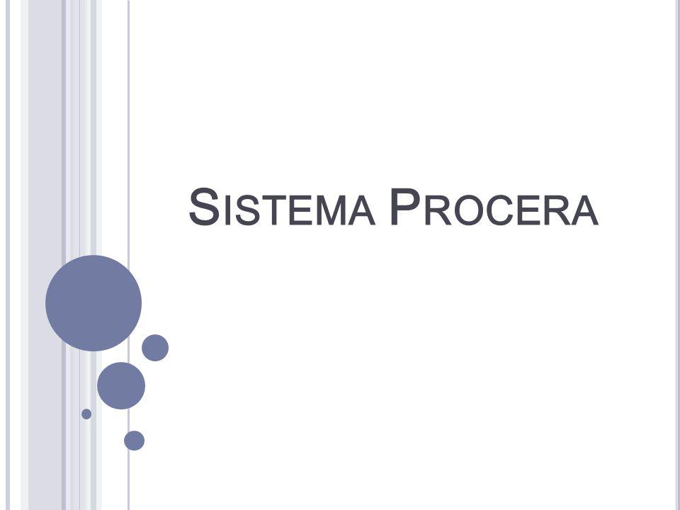 Sistema Procera