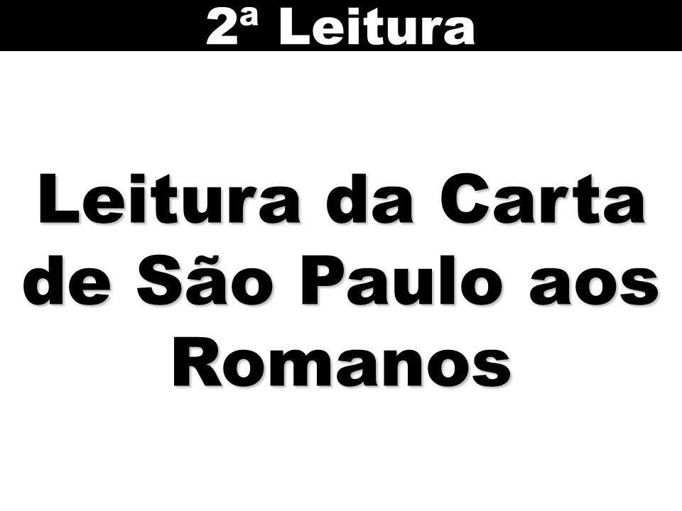 de São Paulo aos Romanos