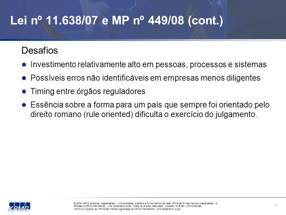 Comitê de Pronunciamentos Contábeis - CPC