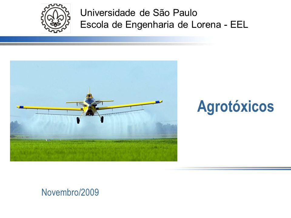 Agrotóxicos Novembro/2009