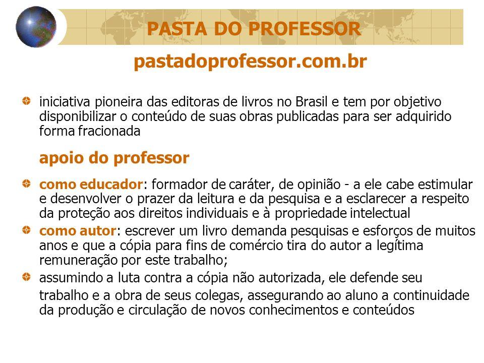 PASTA DO PROFESSOR pastadoprofessor.com.br