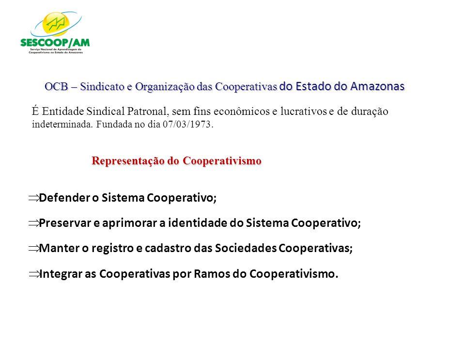 OCB – Sindicato e Organização das Cooperativas do Estado do Amazonas