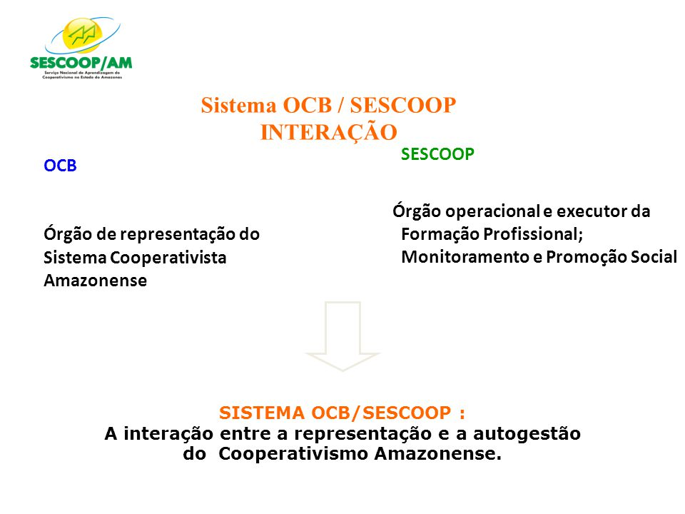 Sistema OCB / SESCOOP INTERAÇÃO