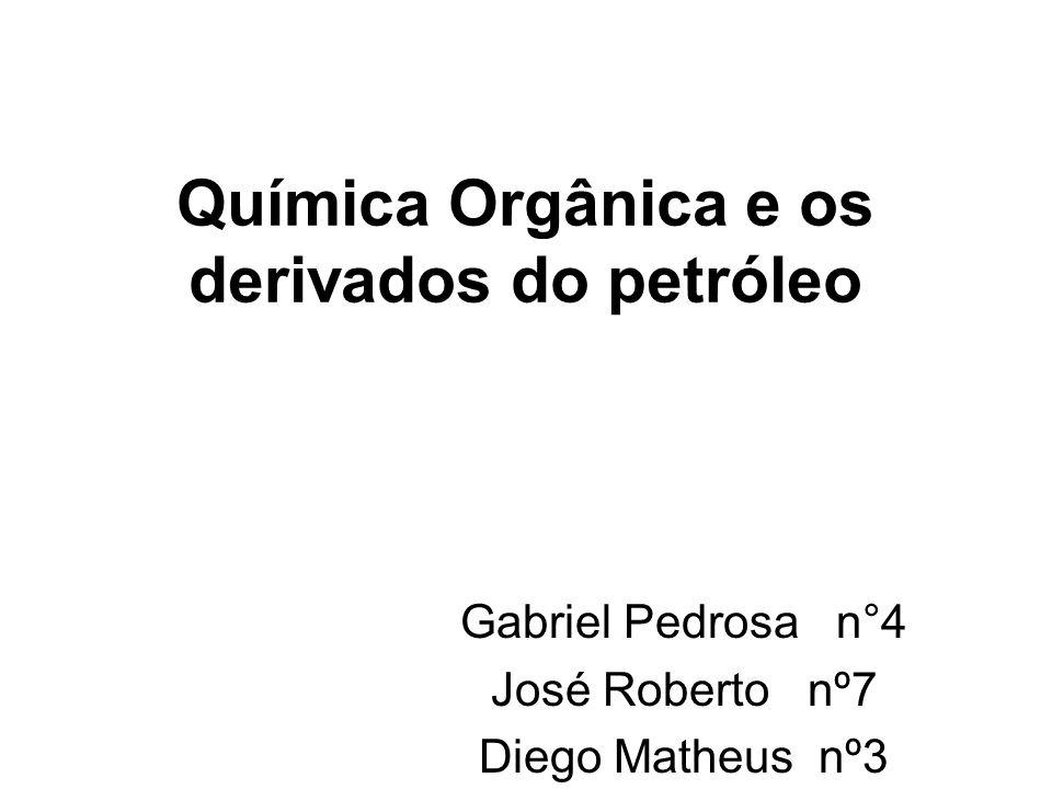 Química Orgânica e os derivados do petróleo