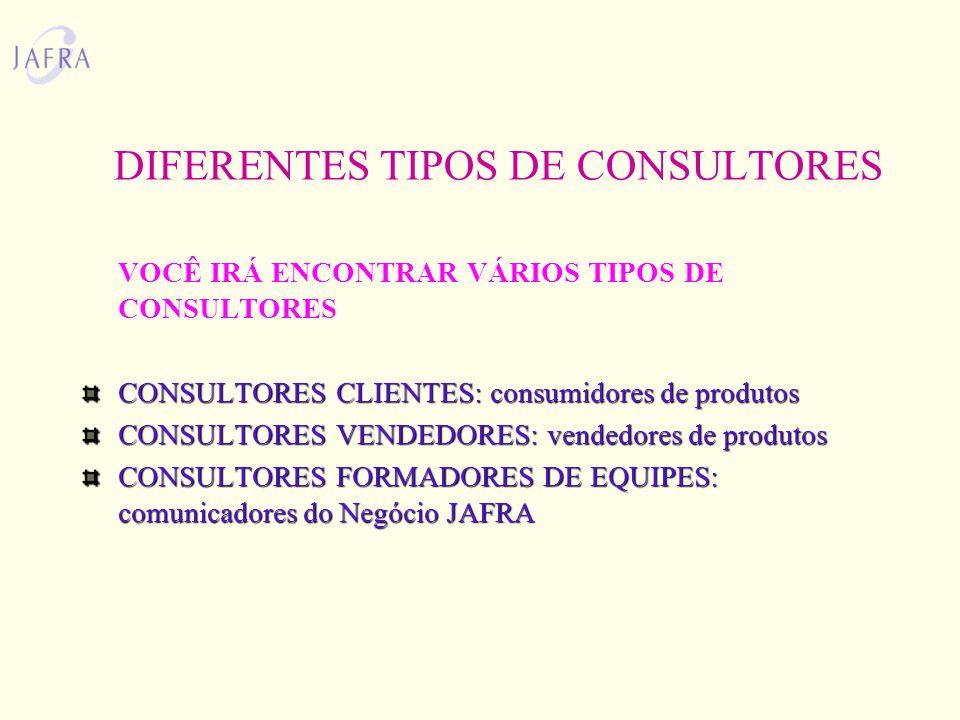 DIFERENTES TIPOS DE CONSULTORES