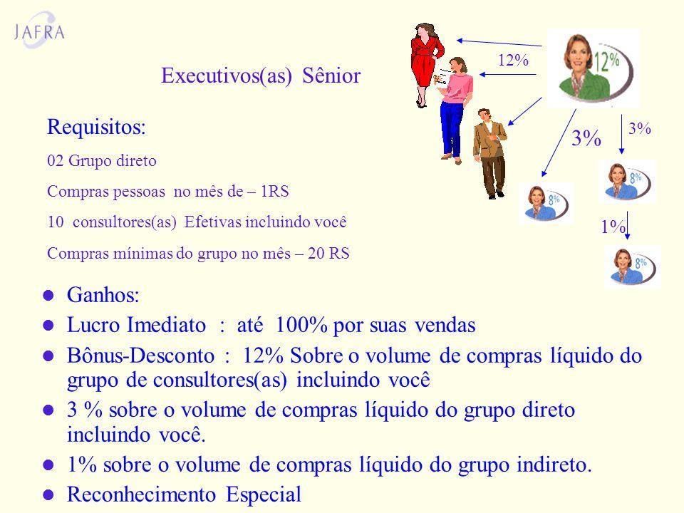 Executivos(as) Sênior