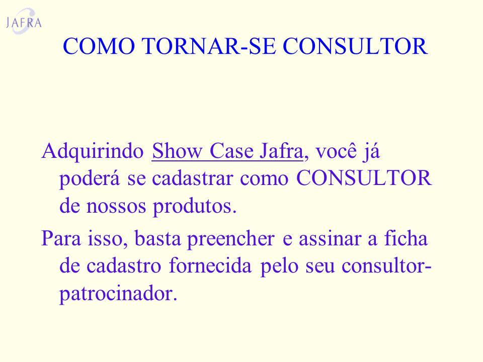 COMO TORNAR-SE CONSULTOR