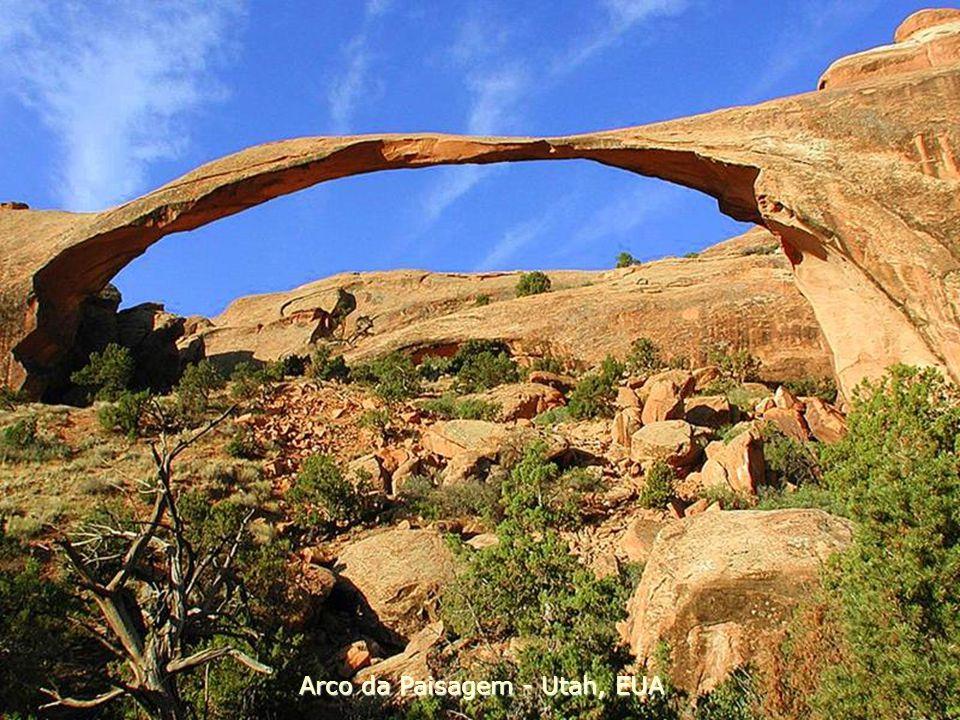 Arco da Paisagem - Utah, EUA