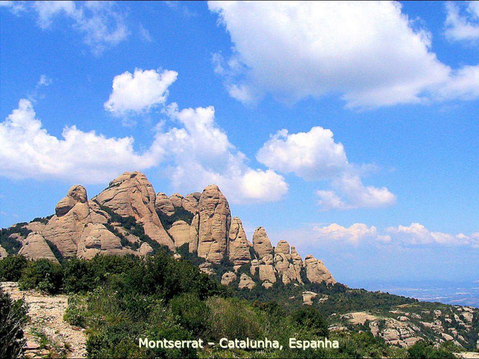 Montserrat – Catalunha, Espanha