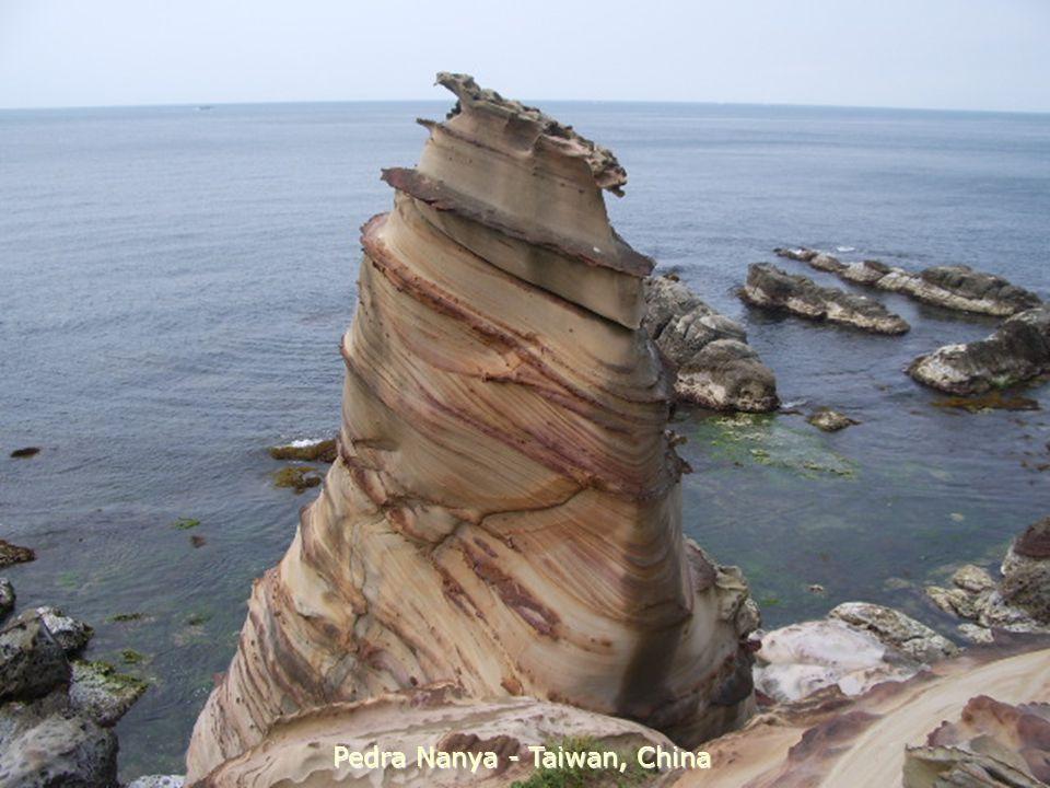 Pedra Nanya - Taiwan, China