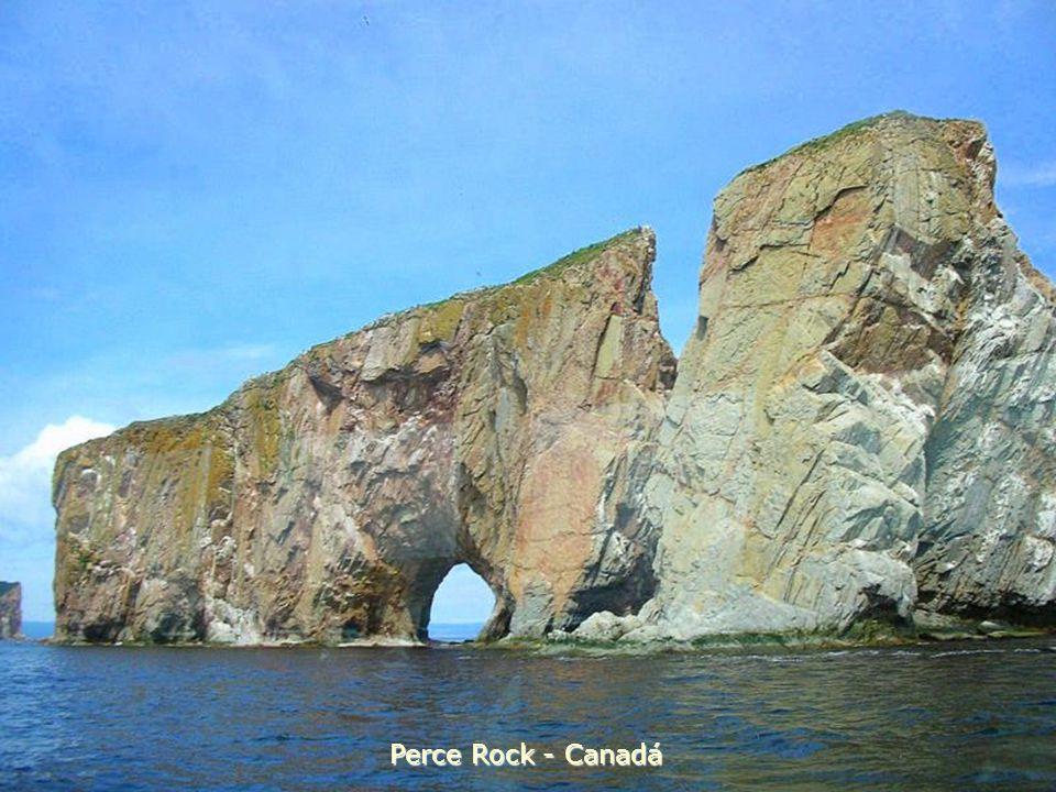 Perce Rock - Canadá