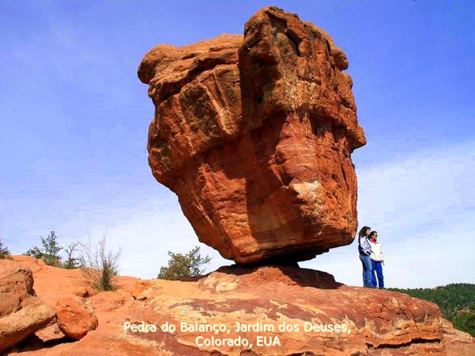 Pedra do Balanço, Jardim dos Deuses,