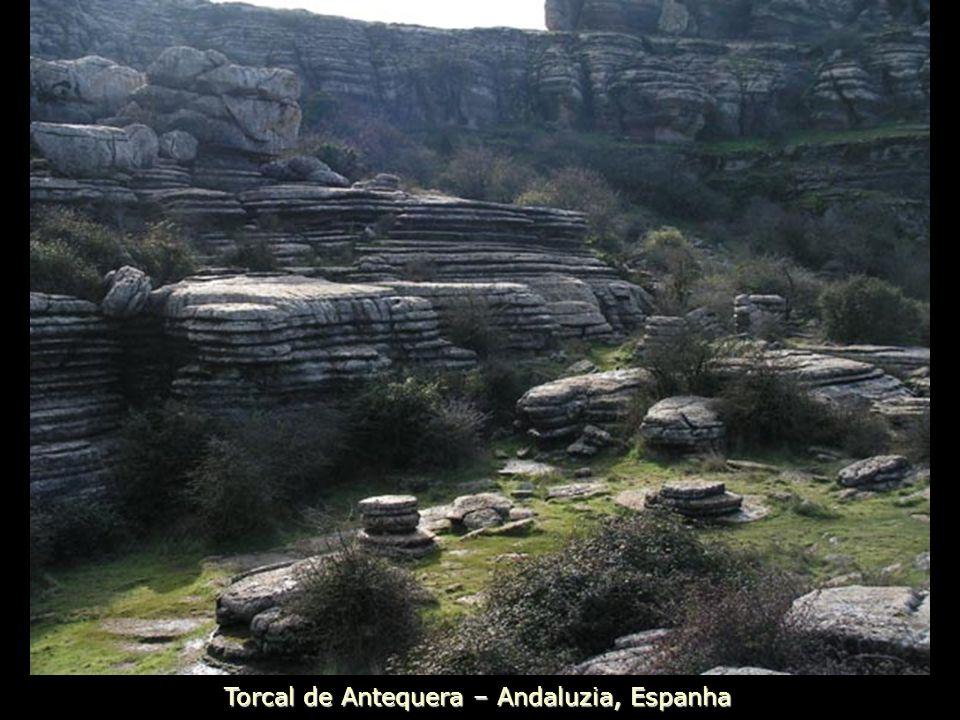 Torcal de Antequera – Andaluzia, Espanha
