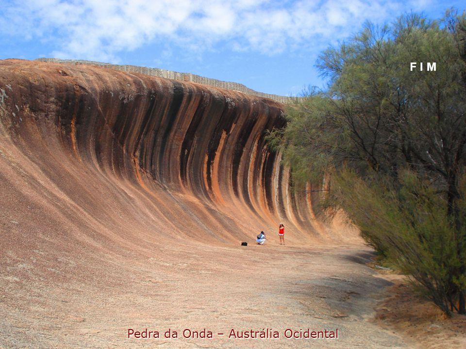 Pedra da Onda – Austrália Ocidental