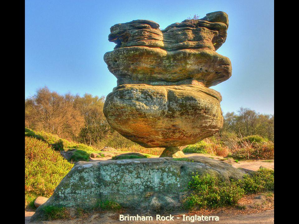 Brimham Rock - Inglaterra