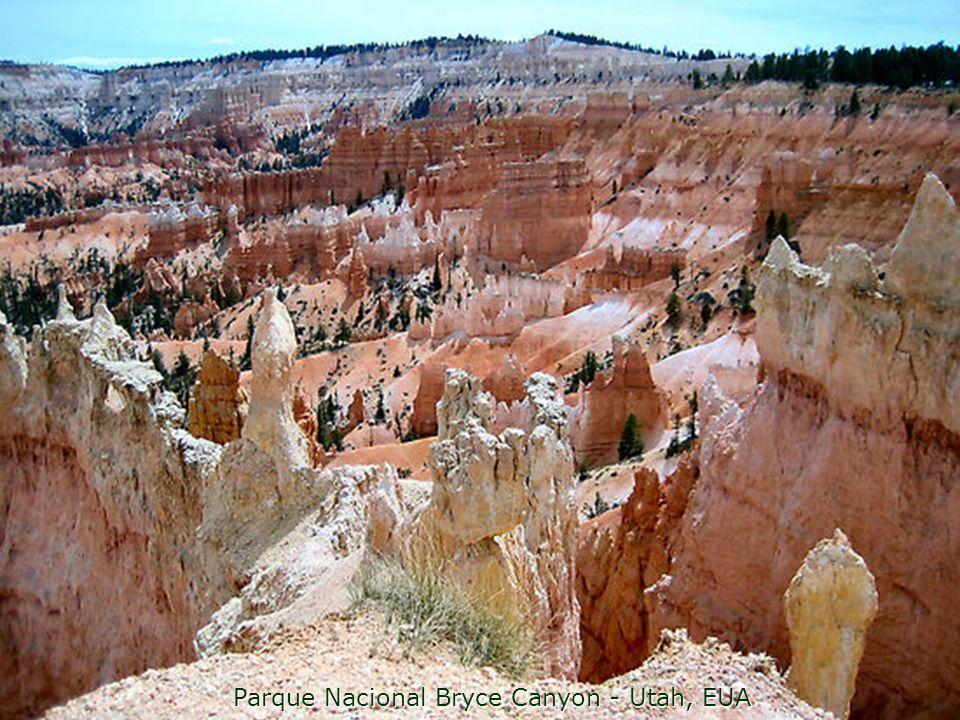 Parque Nacional Bryce Canyon - Utah, EUA